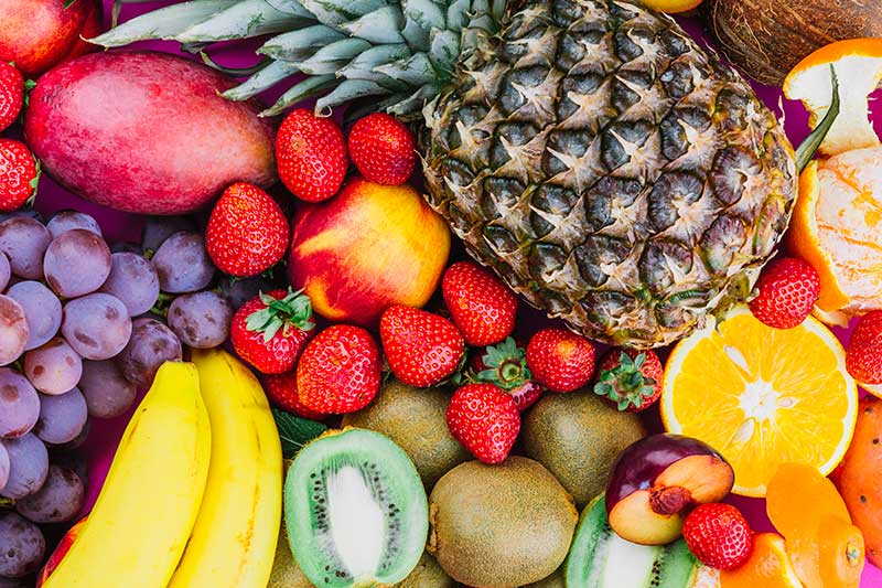 fruit diet for breastfeeding