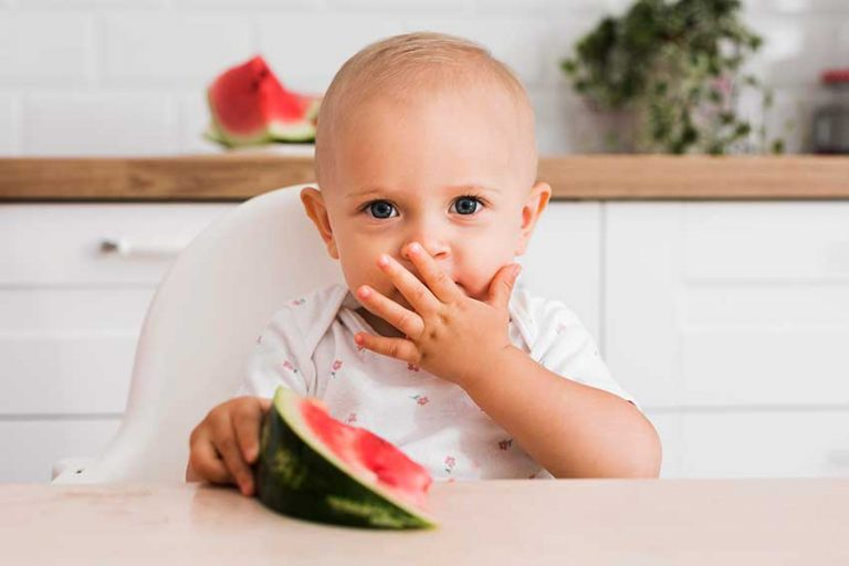Introducing Solids | Helpful Tips for Baby's First Food